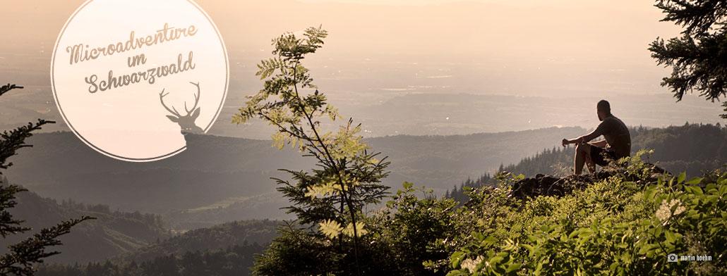 Microadventure im Schwarzwald