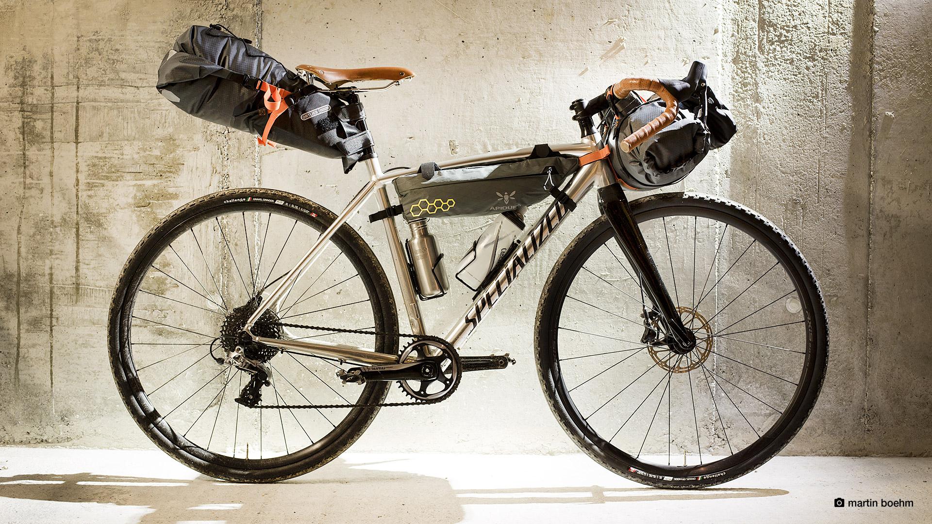 Bikepacking Rad