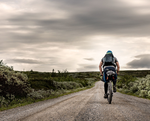 Bikepacking Oslo Trondheim